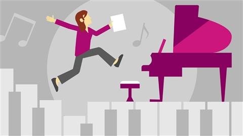 course illustration for Jazz Piano: 3 Basics of Improvisation