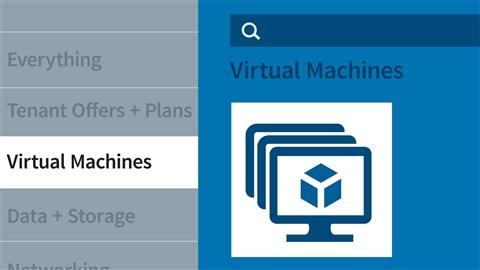 course illustration for Microsoft Azure: Create a Linux Virtual Machine