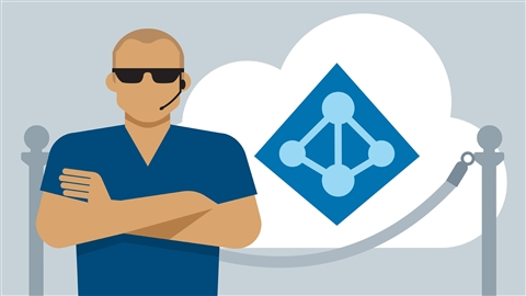 course illustration for Microsoft Cybersecurity Stack: Identity and Endpoint Protection Basics