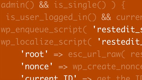 course illustration for WordPress REST API: Authentication
