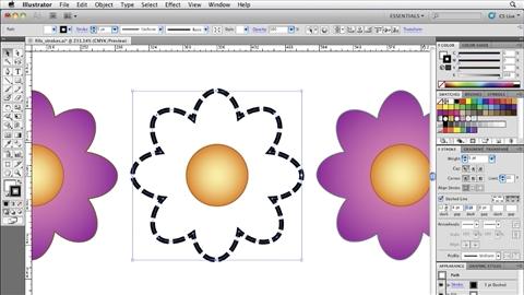 دانلود رایگان فیلم های آموزشی lynda   Illustrator CS5 Essential Training