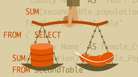 course illustration for Database Clinic: SQLite