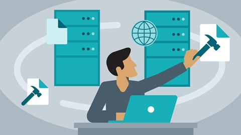 course illustration for Xcode Server: Continuous Integration for iOS Developers