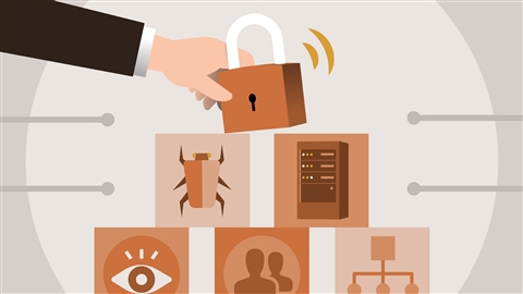 course illustration for Cert Prep: CompTIA Security+ Exam (SY0-501): The Basics