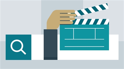 course illustration for SEO: Videos