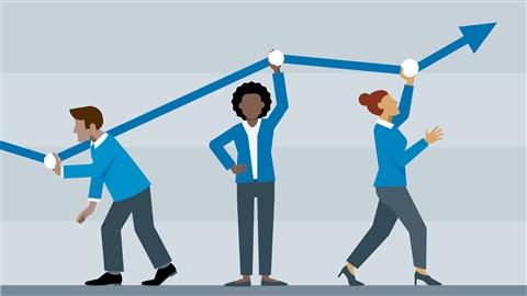 course illustration for Setting Business Unit Goals