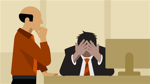 course illustration for Human Resources: Managing Employee Problems