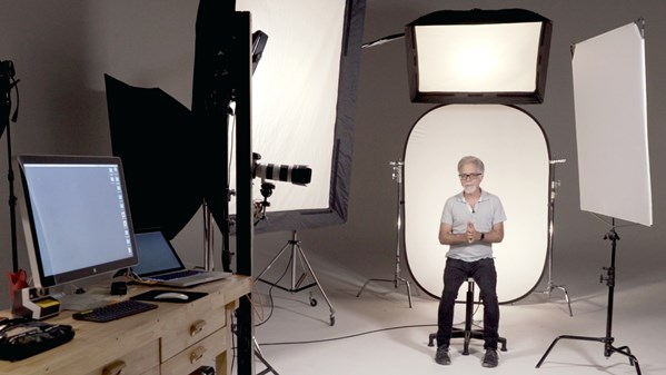 Insurance and releases for a studio for Interior photography lighting setup