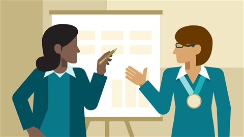 course illustration for Managing Experts