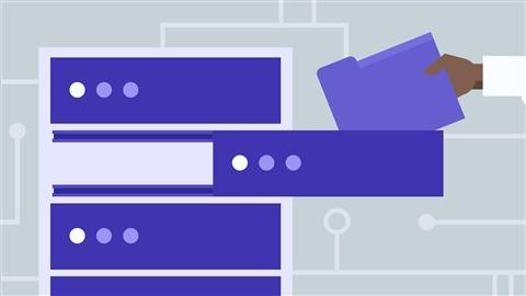 course illustration for CompTIA Server+ (SK0-004) Cert Prep: 3 Storage