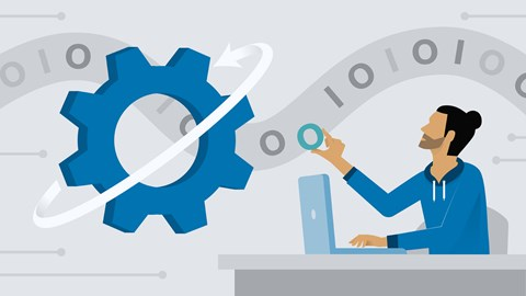 course illustration for DevOps Foundations: Continuous Delivery/Continuous Integration