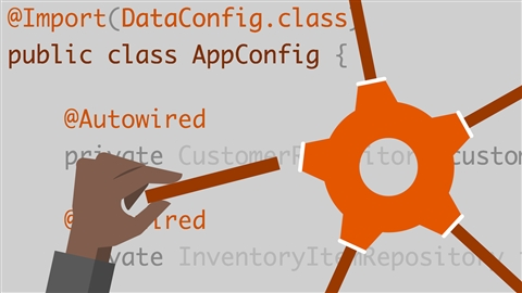 course illustration for Spring: Framework In Depth