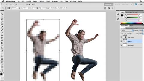 دانلود رایگان فیلم های آموزشی lynda | Photoshop CS5 Essential Training