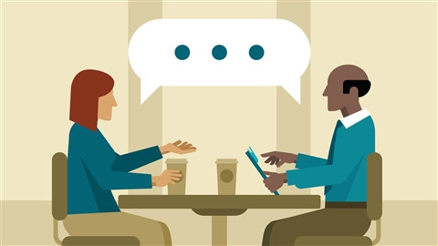 course illustration for Having an Honest Career Conversation with Your Boss