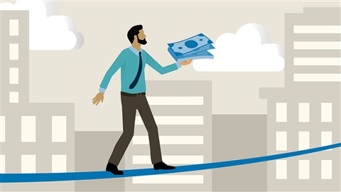 course illustration for Finance Foundations: Risk Management