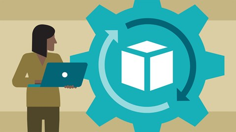 course illustration for AWS for DevOps: Continuous Delivery and Process Automation