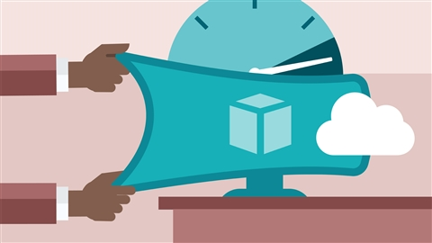 course illustration for AWS for DevOps: High Availability and Elasticity