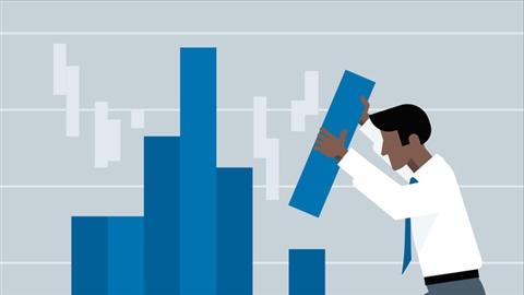 course illustration for Les fondements de la visualisation de données