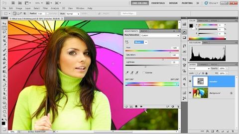 دانلود رایگان فیلم های آموزشی lynda   Photoshop CS5 One-on-One: Fundamentals