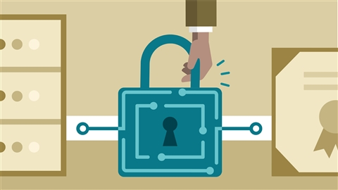 course illustration for CCNA Security (210-260) Cert Prep: 1 Security Concepts