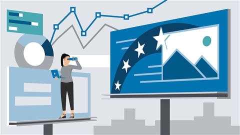 course illustration for Marketing Foundations: Competitive Market Analysis