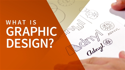 course illustration for What is Graphic Design?