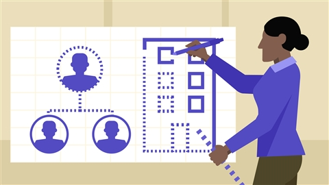 course illustration for Organization Design