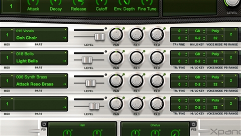 course illustration for Pro Tools: Virtual Instruments