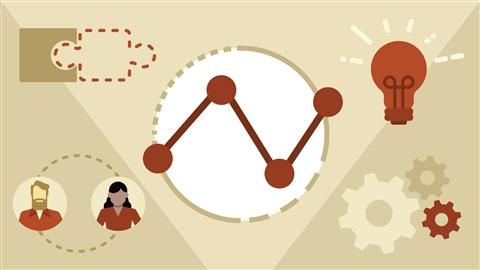 course illustration for Design Thinking: Data Intelligence
