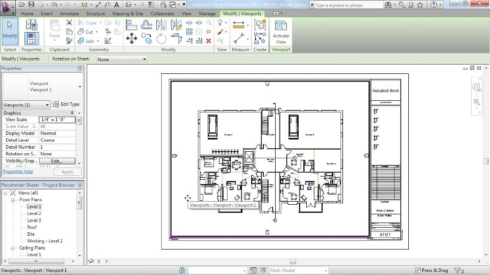 Watch the online video course revit architecture 2011 for Revit architecture modern house design
