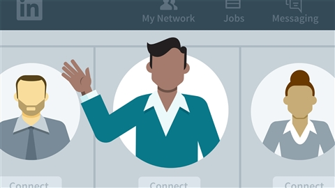 course illustration for Social Recruiting for Recruiters