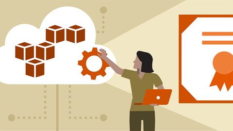 course illustration for Cert Prep: AWS Certified SysOps Administrator