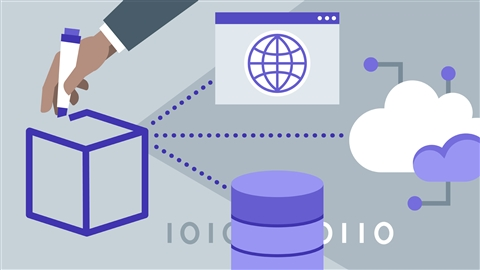 course illustration for Amazon Web Services: Design and Implement Systems