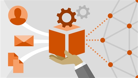 course illustration for Amazon Web Services Machine Learning Essential Training