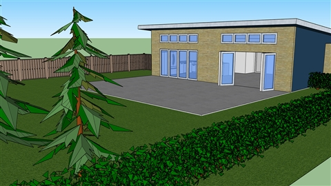 course illustration for SketchUp 2018 Essential Training