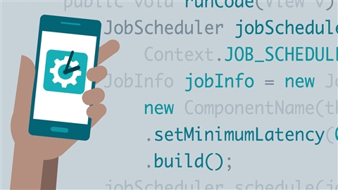 course illustration for Android Development: Concurrent Programming