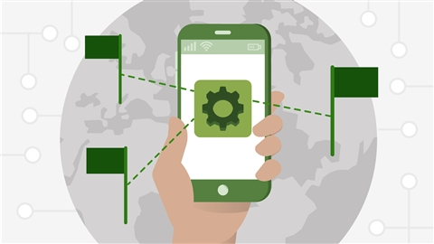 course illustration for Android App Development: Localization and Internationalization