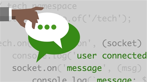 Multiple Chat Rooms Socket Io