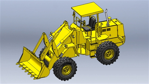 course illustration for SOLIDWORKS: Performance Tuning