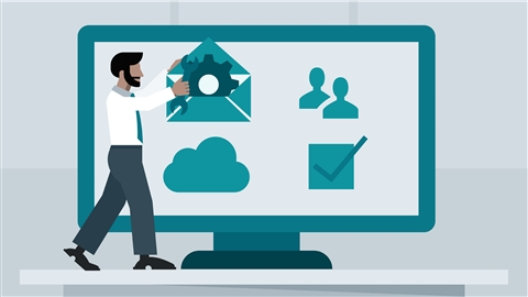 course illustration for Office 365 for Administrators: Supporting Users Part 2
