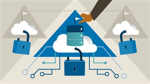 course illustration for Microsoft Cybersecurity Stack: Securing Enterprise Information