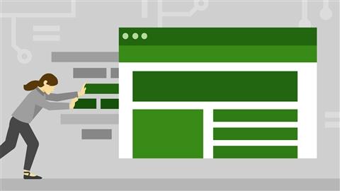 course illustration for Java EE: Servlets and JavaServer Pages (JSP)
