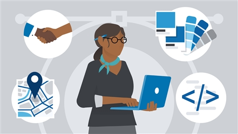 course illustration for Managing Your Design Career