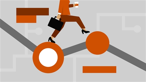course illustration for Data Science & Analytics Career Paths & Certifications: First Steps