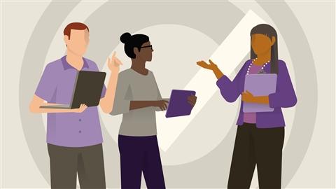 course illustration for Inclusive Leadership