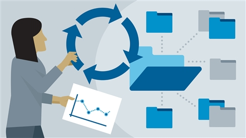 course illustration for Project Portfolio Management Foundations