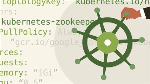 course illustration for Learning Kubernetes