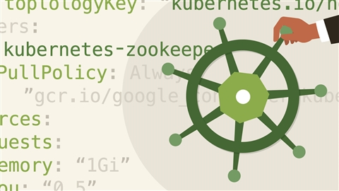 course illustration for Learning Kubernetes