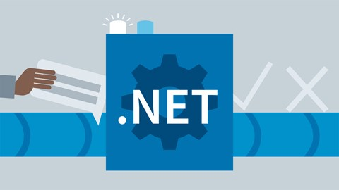 course illustration for ASP.NET Core: Middleware