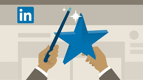 course illustration for Learning LinkedIn Premium Career